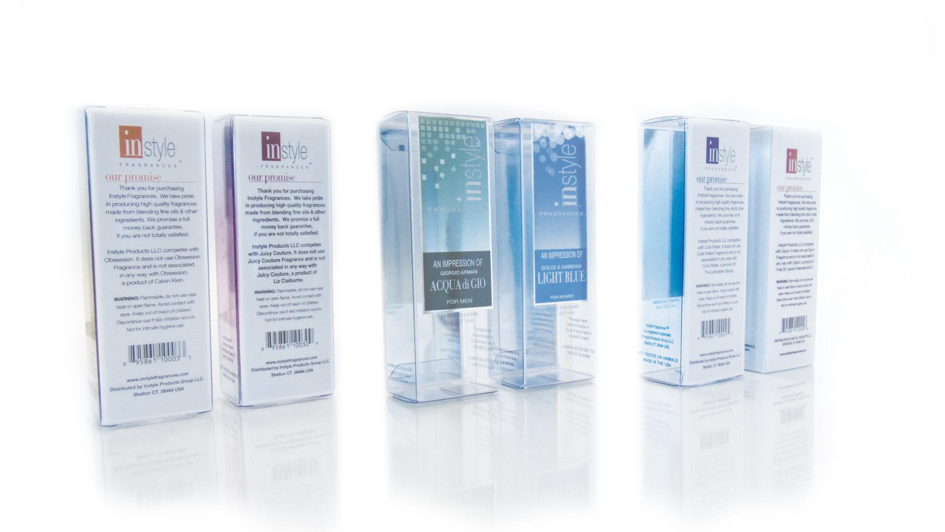 HLP Klearfold Hochqualitative Klarsicht Kunststoff Verpackung