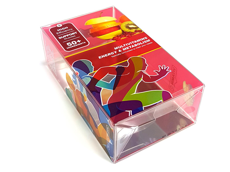 Verpackungen in der Sportindustrie